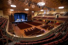 Renovated Memorial Auditorium Reopens Downtown Sacramento Ca