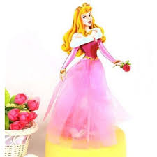 Frosting Icing Decorations 10 Inch Queen Aurora Disney Princess