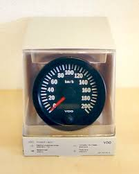 instruments speedometer