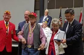 Governor honors over 30 Fremont County Korean War Veterans | Archives