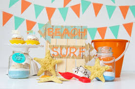 A Beachey Craft Party for Kids