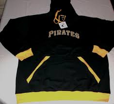 Details About Pittsburgh Pirates Pullover Hoodie 3xl Black Embroidered Logo Majestic Mlb