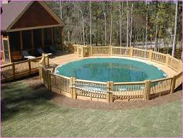 Above ground pool with deck attached to house Diving Board Above Ground Pool With Deck Attached To House Above Ground Round Pool Above Ground Pool Decks Mzchampagneinfo Above Ground Pool With Deck Attached To House Above Ground Round