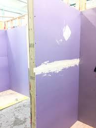 drywall demonstration