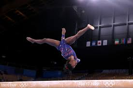 Simone biles returns to olympic action on tuesday morning after stepping aside to focus on her they said: Kwjpht4i9vuyim