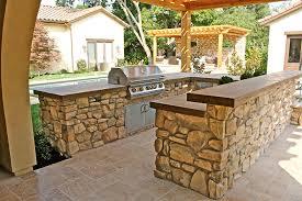 outdoor kitchens concrete countertops alamo