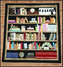 35 best Bookcase Quilts images on Pinterest | Bookshelves, Book ... & Bookcase quilt... I really like this one. Adamdwight.com
