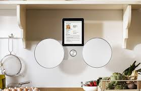bang and olufsen beosound 8. bang olufsen beosound 8 speakers handle ipods iphones and ipads