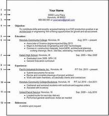 Resume Examples For Jobs With Little Experience - Gcenmedia.com ...