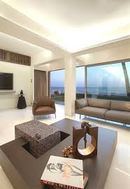 A Glamorous Beachside Property Fit For A Bollywood Celebrity - Home interiors india