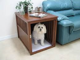 furniture style dog crate. Wooden Dog Crate Furniture Style S