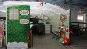 office cubicle christmas decoration. Wonderful Office Image Of Small Office Cubicle Christmas Decorations Throughout Decoration 3