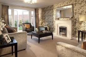 Leaving Room Decoration Lovely Decorating An Open Floor Plan Living ...