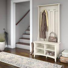 Mini Coat Rack White Hall Tree Storage Bench Entryway Mini Coat Rack Furniture 100
