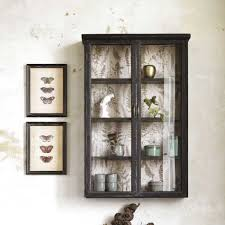 glass fronted wall cabinet furniture graham and green