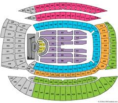 Seating Chart Soldier Field Justin Timberlake Ford Field