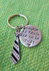 keychain church is true see ya by mistydserendipities