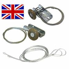 hormann garador spindle roller cable