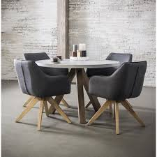dining room concrete dining room table custom diy round tables modern tops set find ideas design