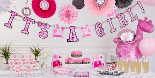 Leopard Print Party Decorations Pink Safari Baby Shower Party Supplies Party City
