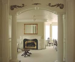 Column Supporting Arch Home Pinterest Columns