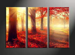 amusing canvas art and 3 piece red autumn scenery art abstract canada as your interior idea on 3 piece wall art canada with furniture idea amusing canvas art and 3 piece red autumn scenery