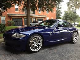 Coupe Series 2006 bmw z4 m roadster for sale : FS: 2006 BMW Z4M Coupe, Interlagos Blue, 73k miles, VMRs, Priced ...