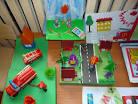 Поделки в детский сад на тему пожарной безопасности 133