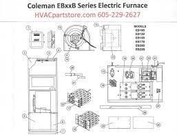 coleman eb15b wiring diagram wiring diagram for you • eb15b coleman electric furnace parts hvacpartstore rh hvacpartstore myshopify com coleman evcon eb15b wiring diagram coleman evcon thermostat wiring diagram