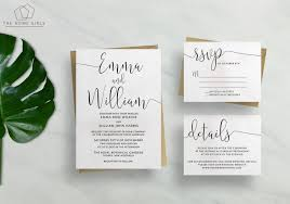 printable wedding invitation suite calligraphy save the date Calligraphy Wedding Invitations Australia printable wedding invitation suite calligraphy save the date rsvp thank you details custom download invite set gigi suite Wedding Calligraphy Envelopes