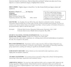 Resume Objective Statement Rare Objectives For Teacher Resumes Objective Academic Art Resume 73