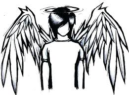 First Rate Dark Angel Coloring Pages Awesome Angels Unique The