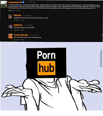Tfw Pornhub's Community And Comments Sections Is Better Than Youtube ...
