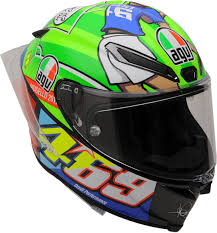 Agv Corsa Size Chart Agv Pista Gp R Carbon Full Face Motorcycle Helmet Rossi Mugello 2017