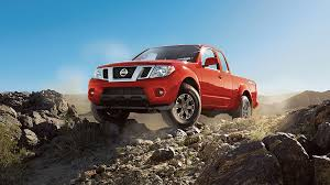 Nissan Frontier vs Toyota Tacoma Comparison | Nissan of North Olmsted