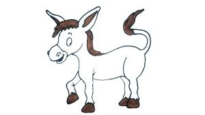 Image result for donkey ride drawings