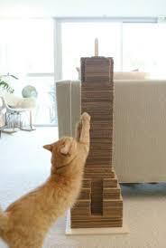 simple cardboard diy catser