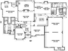 6 bedroom house plans home planning ideas 2018