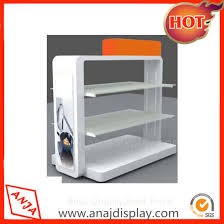 new portable wooden shoe wall display shelves for