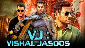 VJ: Vishal <b>Jasoos</b> (<b>2019</b>) Tamil Hindi Dubbed Full Movie | Vishal ...