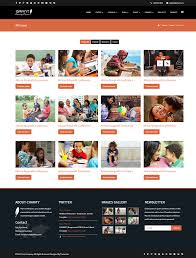 Ngo Templates Grant Charity Nonprofit NGO HTML24 Template By ThemeLan 11