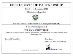 Islamabad The – Miim Edge Management