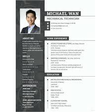 Mechanical Engineering Resume Format Best Resume Format Mechanical