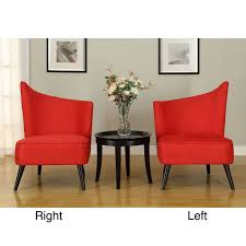 Side Chairs For Living Room 1000 Ideas About Red Accent Chair