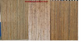 Quality Bamboo and Asian Thatch Bamboo re model chain link fences