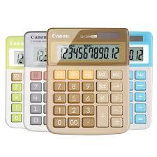 Financial Calculator Us 24 44 15 Off Canon Ls 120h Financial Calculator Business Office Desktop Fashion Creative Cute Color Computer In Calculators From Computer