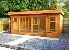 timber garden office. Cedar Garden Office - QKP5U Timber R