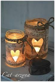 Decorated Candle Jars Creative and Awesome Do It Yourself Project Ideas Project ideas 9