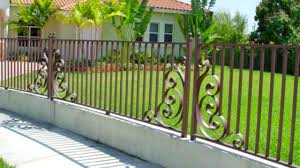 40 Fence Design Ideas for House 2017 - Garden and relaxing space Fence  Part.11