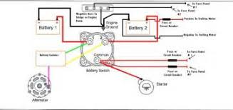 boat battery isolator switch wiring diagram boat similiar dual battery diagram starting keywords on boat battery isolator switch wiring diagram